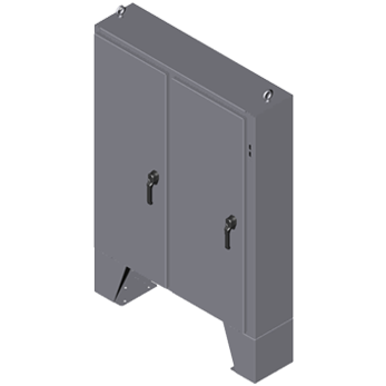Steeline Enclosures S-Series Wallmount enclosures image