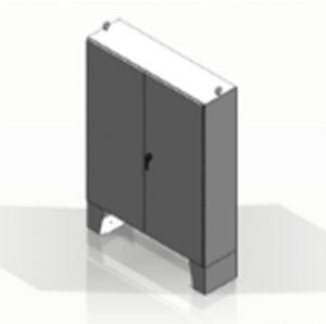 Schaefer Model - Type 12 Double Door