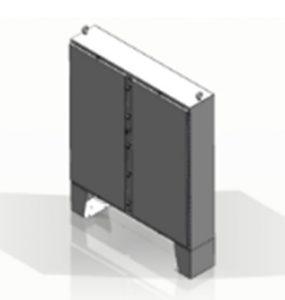 Schaefer Model - Type 4 Double Door