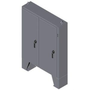 "Steeline ""SM-Series"" Floor Mount Type 4 & 4X Disconnect Enclosure"