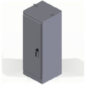 "Steeline ""SS Series"" Free Standing Enclosure"