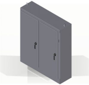 "Steeline ""SS-Series"" Free Standing Type 4 & 4X Disconnect Enclosure"