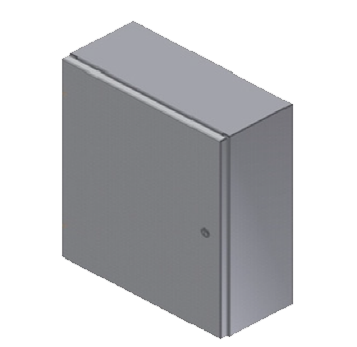 standard steeline enclosure